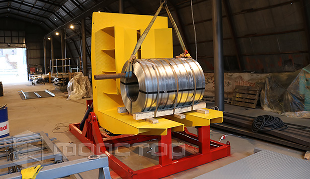 11 t lifting capacity