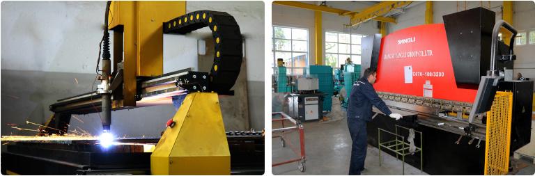 Завод подъемного оборудования в Украине