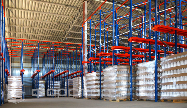 Drive in racking case study